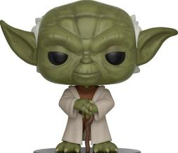 FUNKO POP Star Wars The Clone Wars Yoda SOFT VINYL ACTION FI