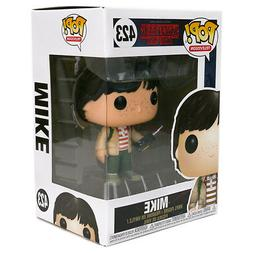 Funko Pop Stranger Things Mike w/ Walkie Talkie #423 Vinyl F