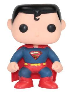 pop superman vinyl figure