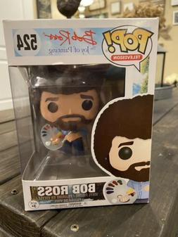 Funko Pop Television #524 Bob Ross The Joy of Painting vinyl