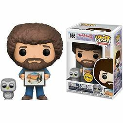 Funko POP! Television: BOB ROSS AND HOOT #561 Vinyl Figure *