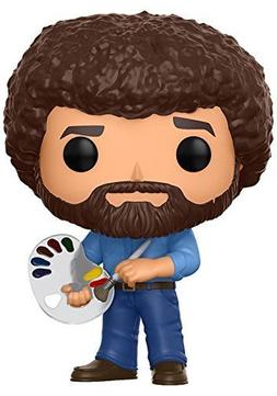 Funko Pop! Television: Bob Ross - Bob Ross Collectible Figur