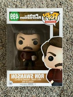 Funko Pop! Television Parks and Recreation - Ron Swanson Vin