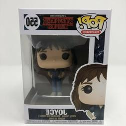 FUNKO POP! TELEVISION: STRANGER THINGS - JOYCE #550 Vinyl Fi