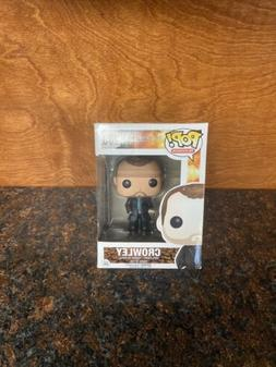 Funko Pop Television: Supernatural - Crowley Vinyl Figure #5