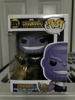 Funko Pop Thanos #289 Marvel Avengers Infinity War Bobble He