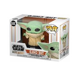 Funko Pop! The Child Star Wars The Mandalorian Baby Yoda Fig