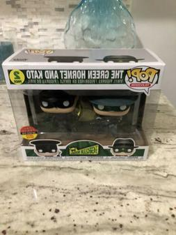 Funko Pop! The Green Hornet and Kato Figure ToyTokyo SDCC 20