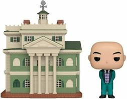 Funko Pop! Towns: Disney Parks - Haunted Mansion with Butler