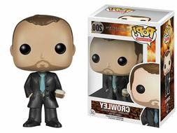 Funko Pop! TV Supernatural Crowley #200 Vinyl Figure w/ Box
