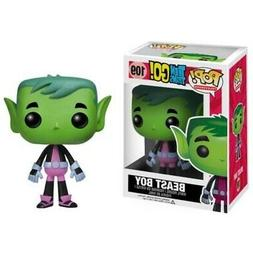 Funko POP TV: Teen Titans Go! - Beast Boy Action Figure
