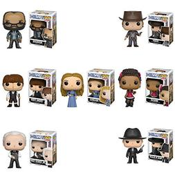 Pop! TV: Westworld Vinyl Figures Set of 7