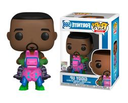 Funko Pop! Video Games Fortnite Giddy Up Action Figure