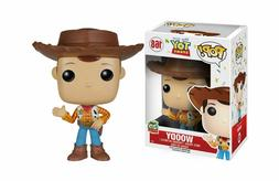 Funko Pop! Vinyl Disney: Toy Story Woody New Pose Action Fig