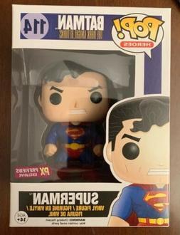 Funko Pop! Vinyl Figure-DC-Batman-DK Knight-Superman-PX Prev
