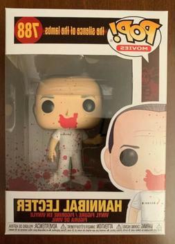Funko Pop! Vinyl Figure-Movies Bloody Hannibal Lecter Silenc