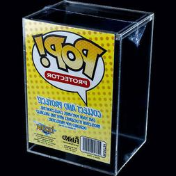 Pop! Vinyl Figure Protector - Acrylic Box Collector Plastic