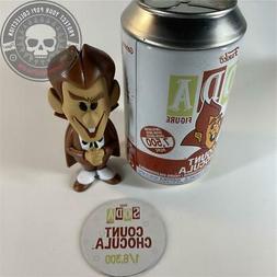 POP! Vinyl SODA Figure: Ad Icon - Count Chocula 1/6,300 Limi