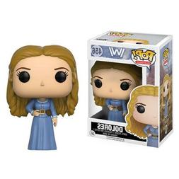 FUNKO POP! WESTWORLD #456 DOLORES BOBBLE HEAD NODDER FIGURE
