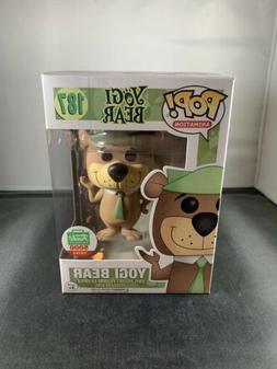 Funko Pop Yogi Bear 187 Yogi Bear Funko Shop 5000 Pieces Vin