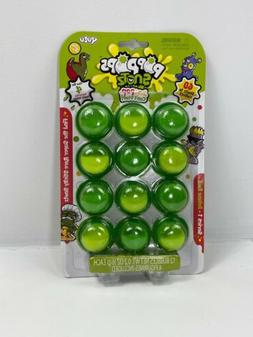 PopPops Snotz Series 1 Deluxe Pack 12 Snot Pop Bubbles 4 Fig