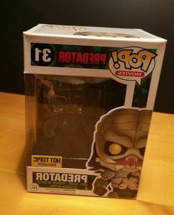 Predator #31 invisible Hot Topic Exclusive Pop! Figure