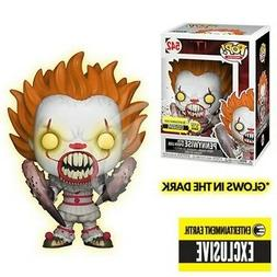 PREORDER Funko POP EXCLUSIVE GITD Glow in the Dark Pennywise