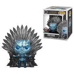 PREORDER Funko POP EXCLUSIVE Metallic Night King Throne Game