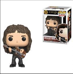 Queen John Deacon Pop! Vinyl Figure #95 - Funko - IN STOCK -