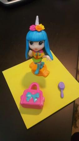 rainbow unicorn surprise mai doll figure rare