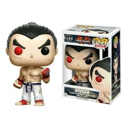 RARE~Pop! Games: Tekken~Kayzuya FUNKO #175~Retired~Vinyl Toy