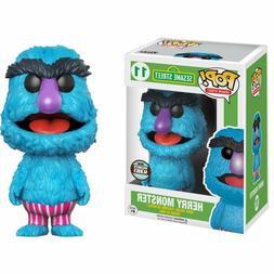 NEW RARE Funko Pop! Specialty Series Sesame Street Herry Mon