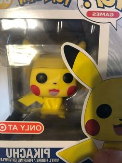 REPLICA Pikachu Funko Pop 353 Target Vinyl Action Figure Col