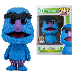 sesame street herry monster pop 11 specialty