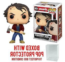 The Shining Jack Torrance Pop! Vinyl Figure and