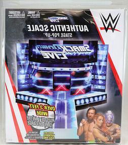 Smackdown Entrance Stage - Pop Up Toy Wrestling Action Figur