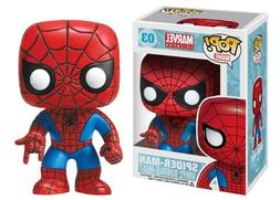 Spider-Man Funko Pop! Marvel Comics Vinyl Figure