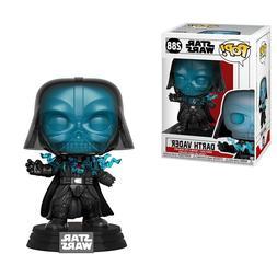 Funko Star Wars POP Electrocuted Vader Vinyl Figure NEW IN S