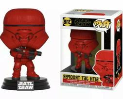 Star Wars Rise of Skywalker Sith Jet Trooper Episode IX Pop