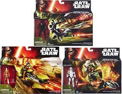 Star Wars Series Characters & Vehicles The Force Awakens Eli