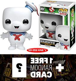 """Stay Puft Marshmallow Man: ~6"""" Deluxe Funko POP! Movies x Gh"""