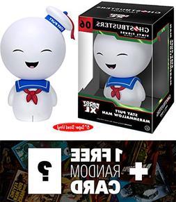 "Ghostbusters Stay Puft Marshmallow Man: ~6"" Funko Dorbz XL x"