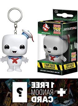 Stay Puft Marshmallow Man: Pocket POP! x Ghostbusters Mini-F