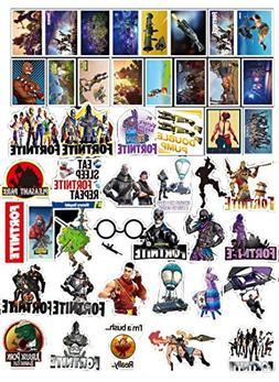 Stickers for Computer PS4 Pad Phone Laptop TV Fridge Bicycle