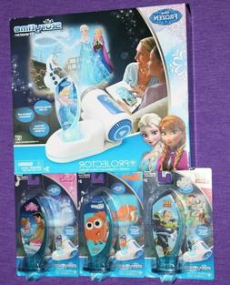 STORYTIME Theater PROJECTOR WITH FROZEN NEMO TOY STORY CINDE