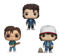Stranger Things Character Dustin Steve 10cm <font><b>Action<