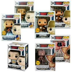 Stranger Things Pop Vinyl Figures Eleven Hopper Demogorgon b