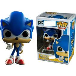 Super Sonic Hedgehog Funko POP PVC Action Figure Toys Kids G