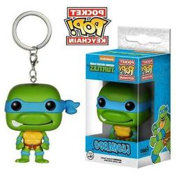 Teenage Mutant Ninja Turtles Funko POP Keychain Leonardo