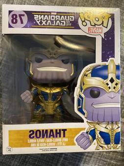 "Thanos 6"" - Marvel Guardians of the Galaxy Funko Pop! Vinyl"